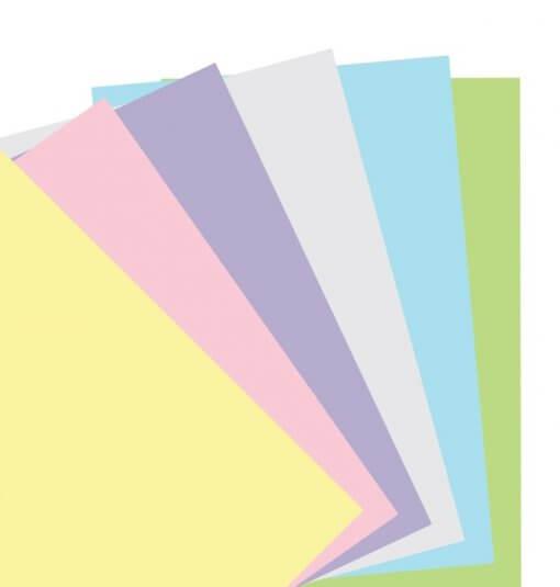 Filofax-navulling-organizer-personal-Pastel-blanco-papier-