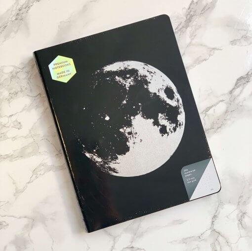 Nuuna notitieboek maan