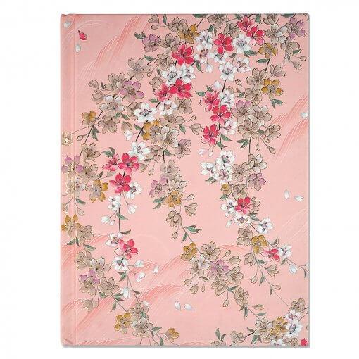 Peter Pauper notititeboek cherry blossom