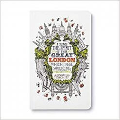Notitieboek The spirit of London