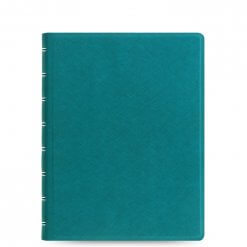 Filofax notitieboek Saffiano Aquamarine A5