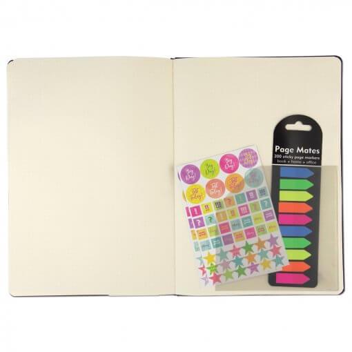 Zelfklevende pocket voor in je notitieboek 1