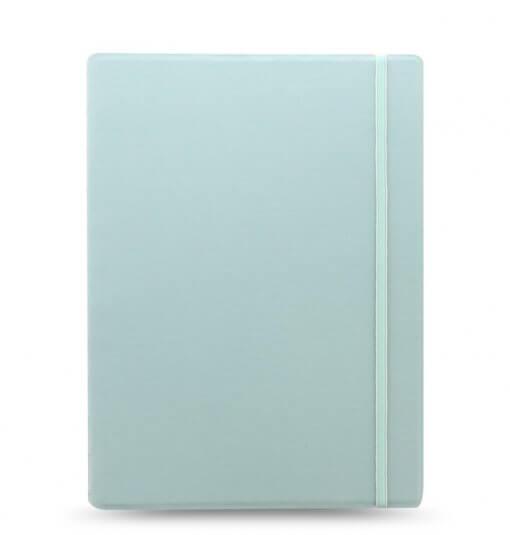 Filofax notitieboeken classic pastel A4 duck egg