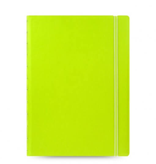 Filofax notitieboeken classic A4 pear