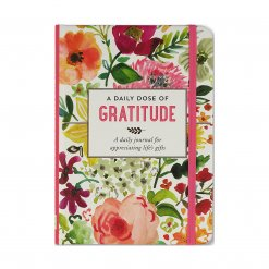 Peter Pauper Press notitieboek A Daily Dose of Gratitude