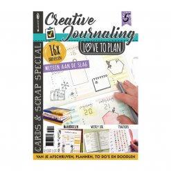 Creative Journaling 5 - Love To Plan
