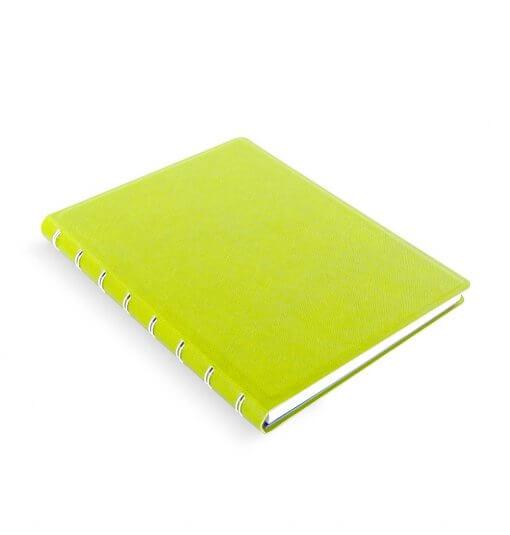 Filofax Notitieboek Saffiano Pear A5 1