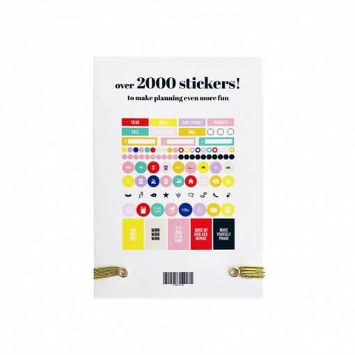 Stick it sticker book 2 - even more fun