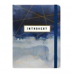 Peter Pauper notitieboek Introvert
