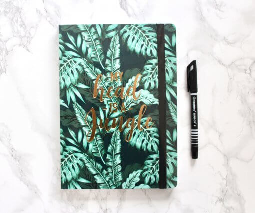 Legami Notitieboek Jungle XL 1