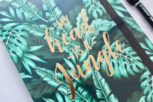 Legami Notitieboek Jungle XL