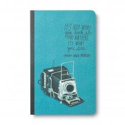 Compendium Notitieboek Camera