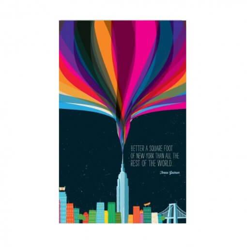 Compendium Notitieboek New York