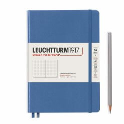 Bullet Journal Leuchtturm1917 Notitieboek Pastel Blauw