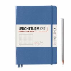 Bullet Journal Leuchtturm1917 Notitieboek Pastel Blauw