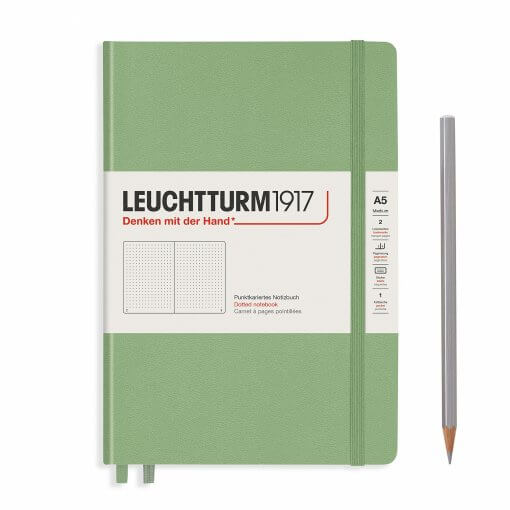 Bullet Journal Leuchtturm1917 Notitieboek Pastel Groen