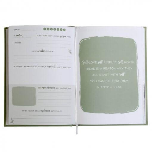 Aandachtsmomenten Journal