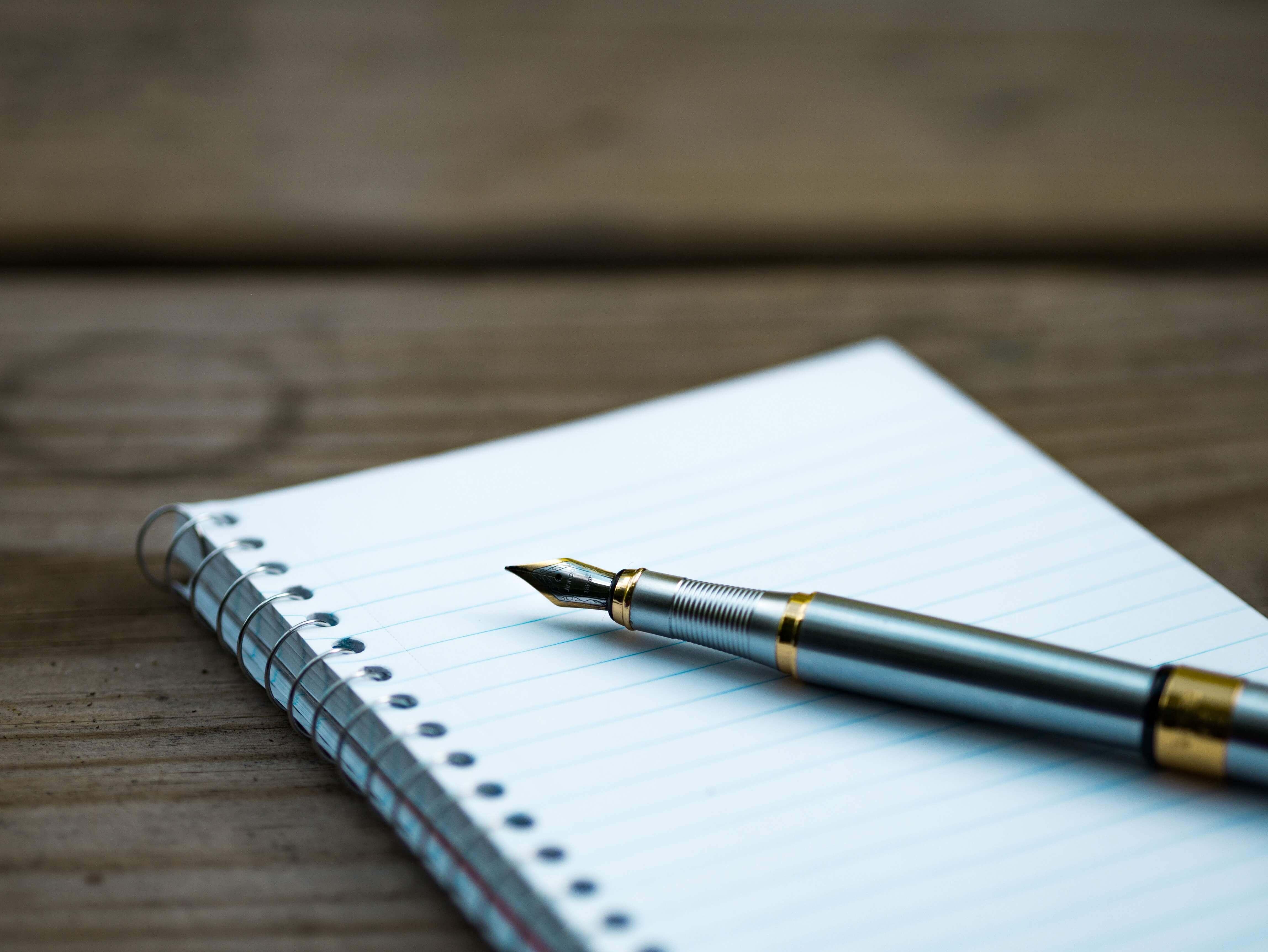Ben jij op zoek naar schrijfinspiratie?