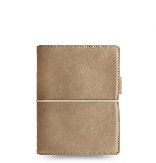 Filofax organizer Domino Soft Fawn Pocket
