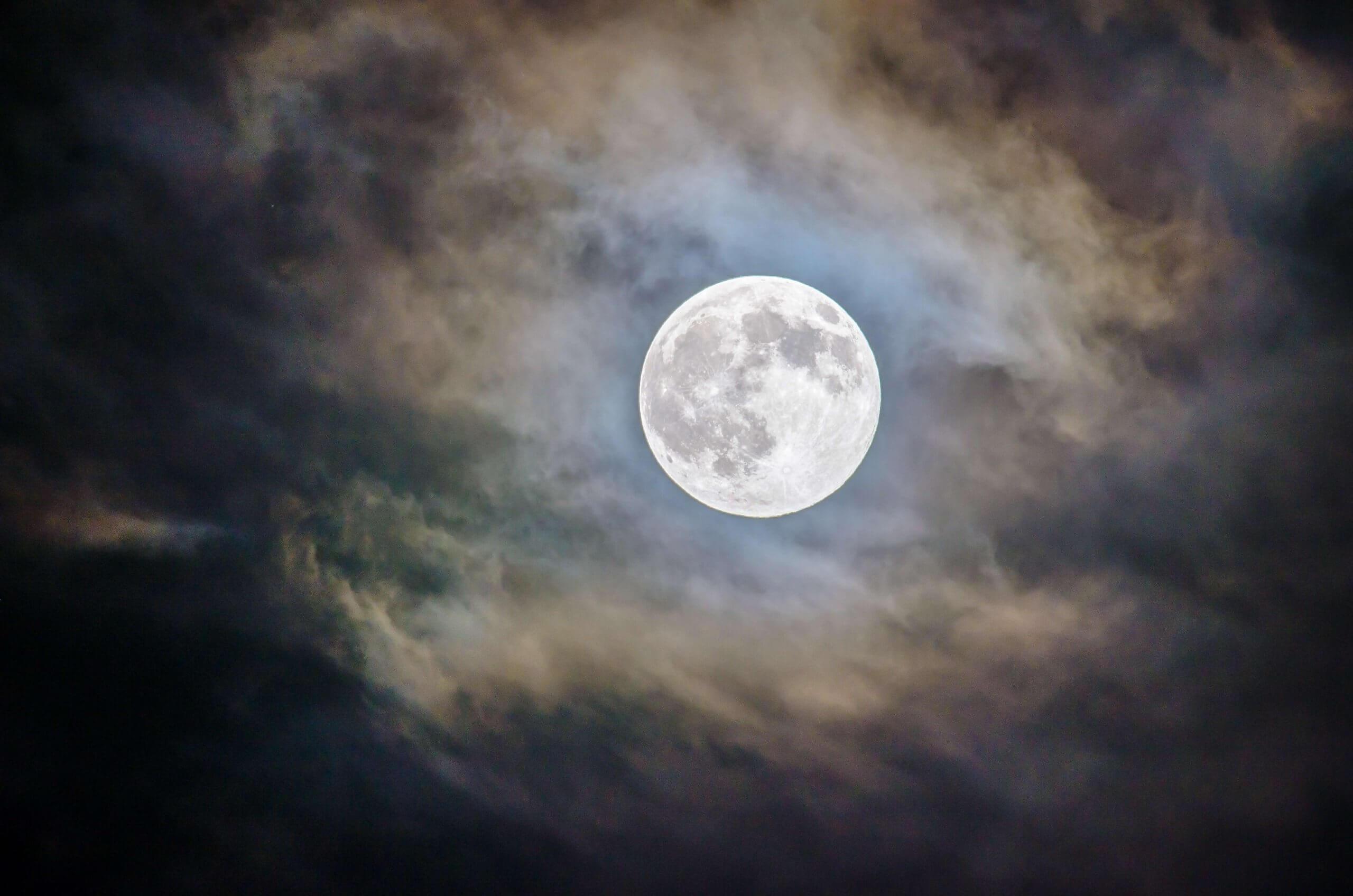 Hou jij ook zo van de maan?