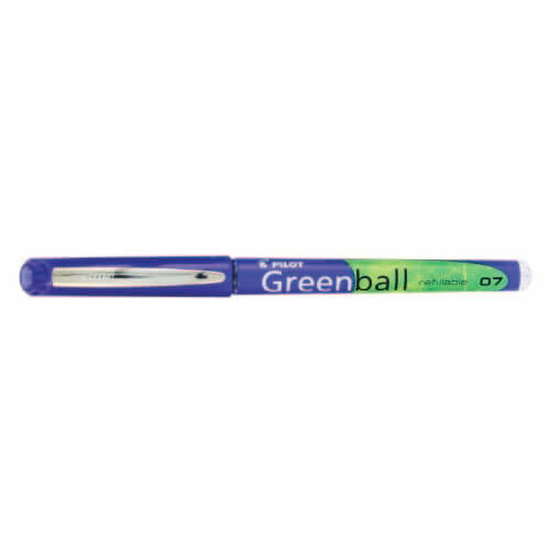 Pilot Greenball Rollerpen Blauw