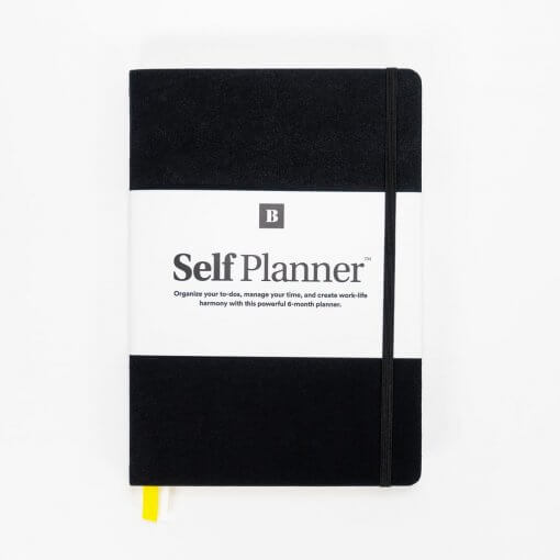 Best SELF Planner