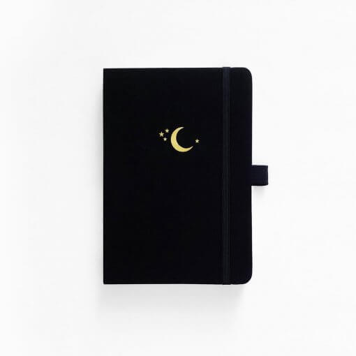 Archer and Olive Notitieboek Dot Grid - Crescent Moon (192 pagina's) 4