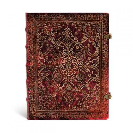Paperblanks notitieboek Carmine ultra