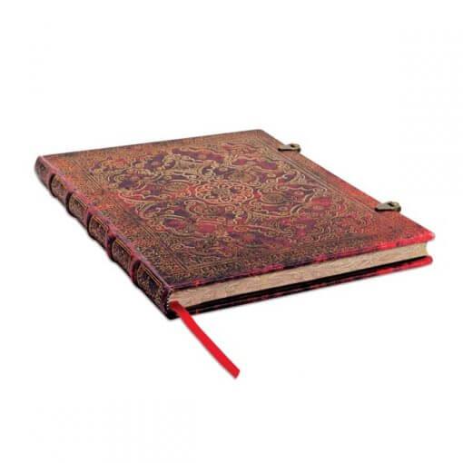 Paperblanks notitieboek Carmine ultra 1
