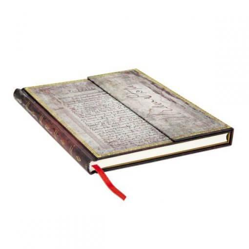 Paperblanks notitieboek Bram Stoker Dracula Ultra 2