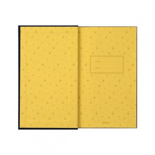 Midori Notitieboek Dairy Stars2