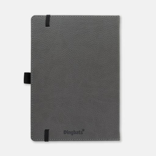 Dingbats Notebook Wildlife Grey Elephant 1