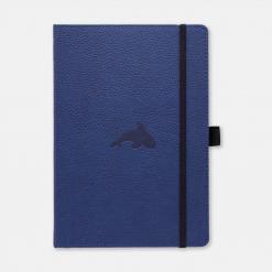 Dingbats notitieboek Wildlife Blue Whale dotted