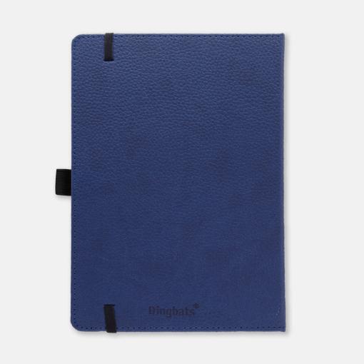 Dingbats notitieboek Wildlife Blue Whale dotted 1