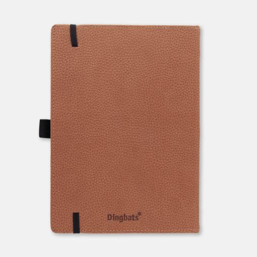 Dingbats notitieboek Wildlife Brown Bear dotted 1