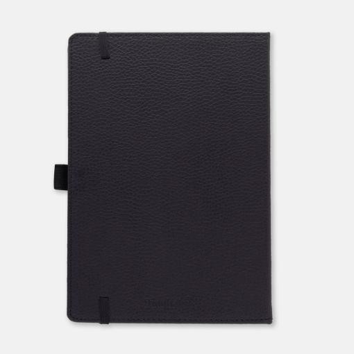 Dingbats notitieboek Wildlife Black Duck dotted 1