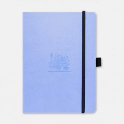 Dingbats notitieboek Earth Sky Blue Great Barrier Reef dotted