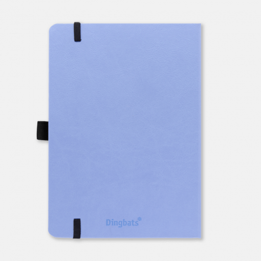 Dingbats notitieboek Earth Sky Blue Great Barrier Reef dotted