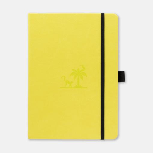 Dingbats notitieboek Earth Earth Lime Yasuni dotted