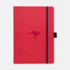 Dingbats notitieboek Wildlife Red Kangaroo dotted