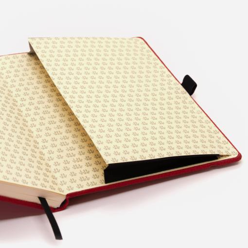 Dingbats notitieboek Wildlife Red Kangaroo dotted