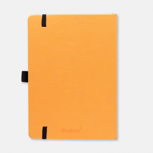 Dingbats notitieboek Earth Tangerine Serengeti dotted