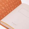 Dingbats notitieboek Earth Tangerine Serengeti dotted 4
