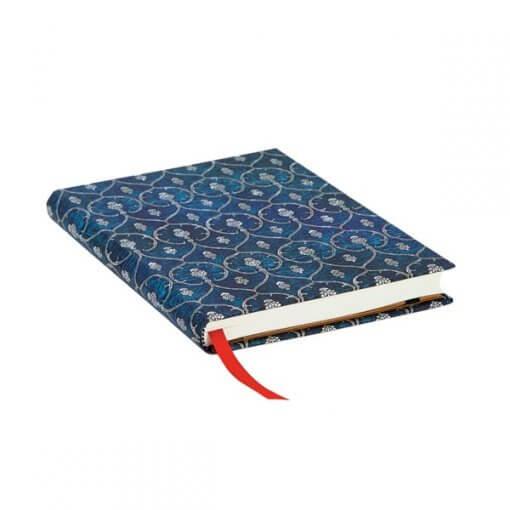Paperblanks notitieboekje Blue Velvet 1