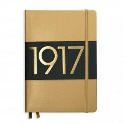 Leuchtturm1917 notitieboek goud Limited edition