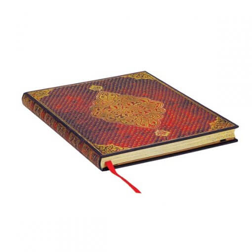 Paperblanks notitieboek Golden Trefoil Ultra 1