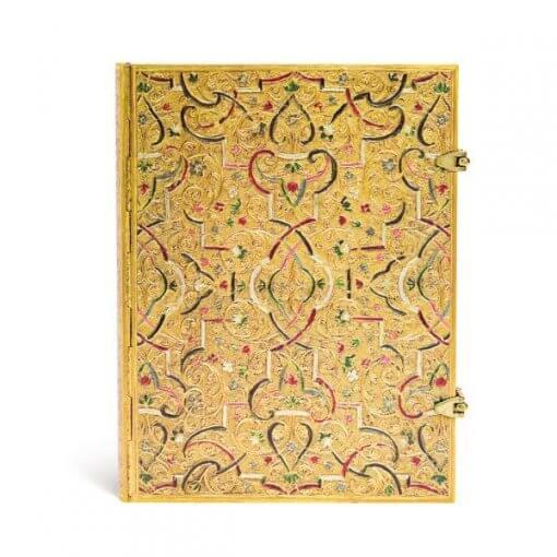 Paperblanks notitieboek Gold Inlay Ultra