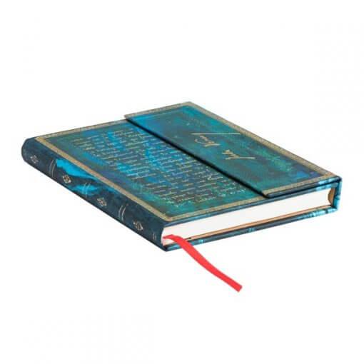 Paperblanks notitieboek Verne Midi 2