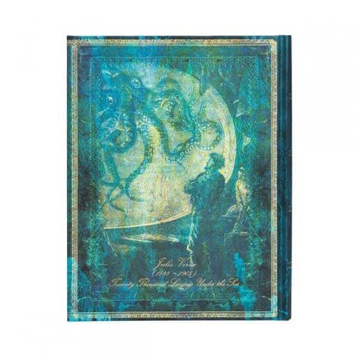 Paperblanks notitieboek Verne Ultra 1