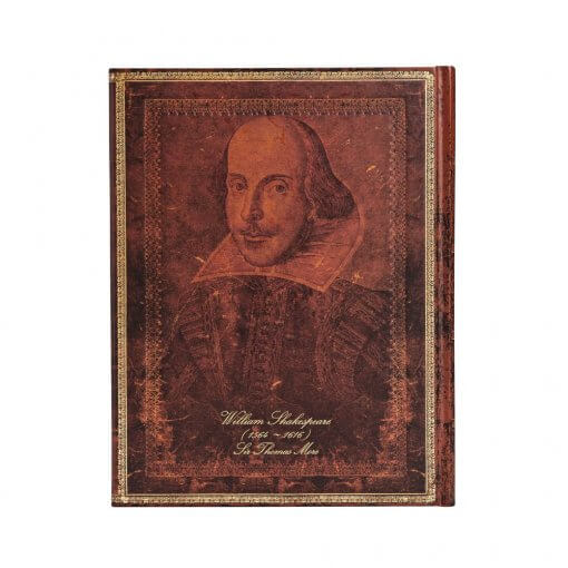Paperblanks notitieboek Shakespeare Ultra 1